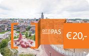 Arnhem Pas 20€